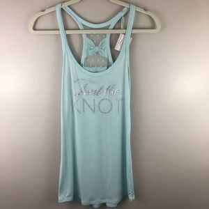 Victoria's Secret | I DO Tied the Knot Tank Top